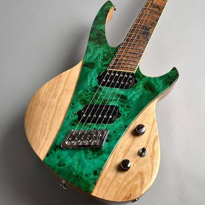 Ormsby Guitars FUTURA 6 Custom/Poplar Burl Top エレキギター 【オームズビー】【新宿PePe店】