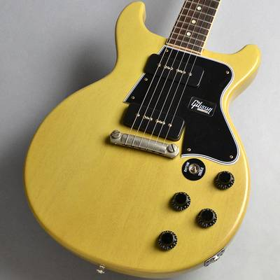 Gibson Custom Shop 1960 Les Paul Special Double Cutaway VOS/TV YELLOW レスポール スペシャル エレキギター 【ギブソン】【新宿PePe店】
