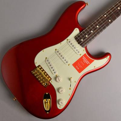 Fender MADE IN JAPAN TRADITIONAL 60S STRATOCASTER GH Candy Apple Red #JD19002039 エレキギター 【フェンダー】【イオンモール幕張新都心店】