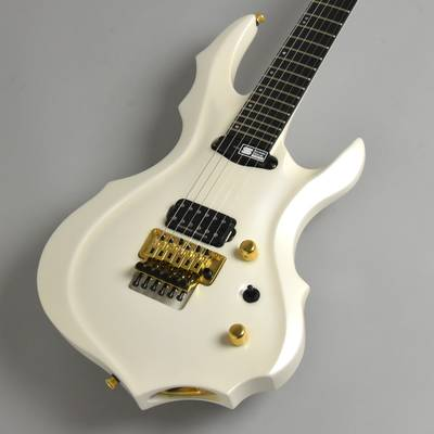EDWARDS E-FR-140GT/BA/Pearl White エレキギター 【エドワーズ フォレスト/FOREST】【ビビット南船橋店】【アウトレット】【現物画像】