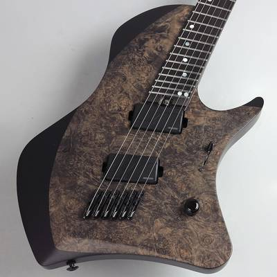 Abasi Guitars Larada 6st Multi Maple Burl / Ebony / Black Satin エレキギター/マルチスケール 【アバシギターズ】【新宿PePe店】