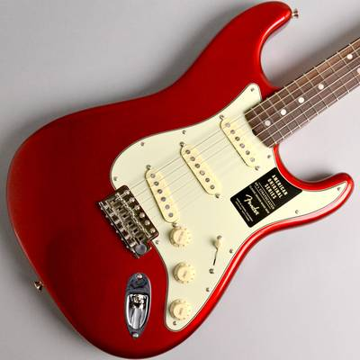 Fender AMERICAN ORIGINAL '60S STRATOCASTER Candy Apple Red #V1853710 エレキギター 【フェンダー】【イオンモール幕張新都心店】