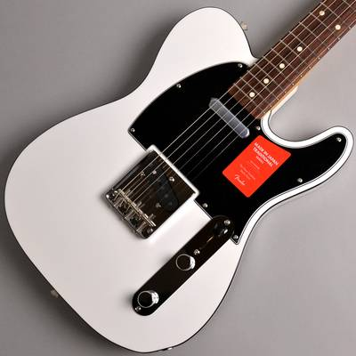 Fender ADE IN JAPAN TRADITIONAL 60S TELECASTER CUSTOM Arctic White #JD18010966 エレキギター 【フェンダー】【イオンモール幕張新都心店】