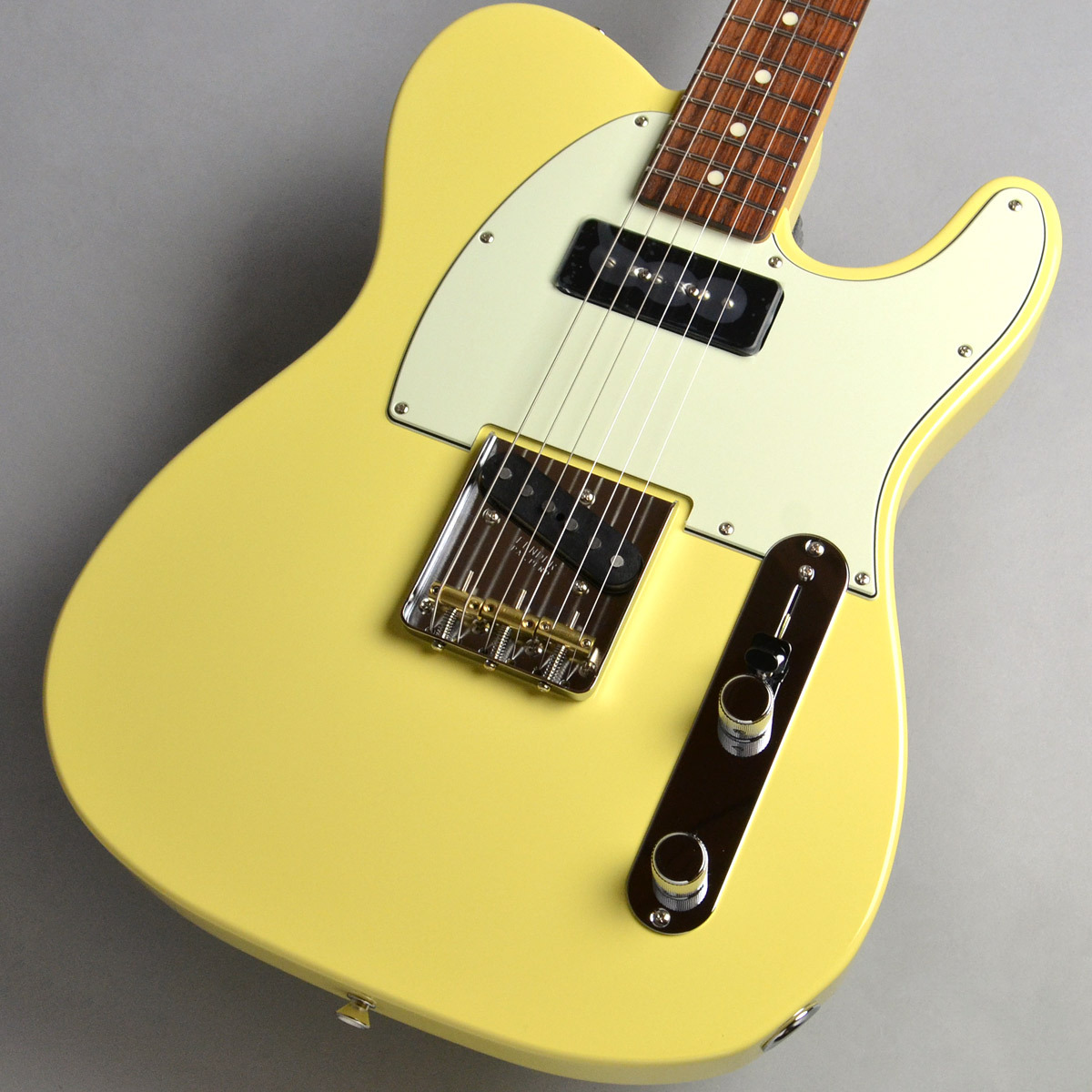 Fender FSR Made in Japan Hybrid 60s Telecaster P-90/Vintage White エレキギター 【フェンダー】【新宿PePe店】