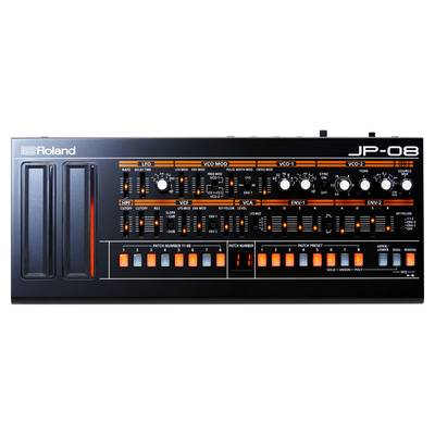 Roland Boutique JP-08 Sound Module シンセ音源/Boutiqueシリーズ 【ローランド JP08】【新宿PePe店】