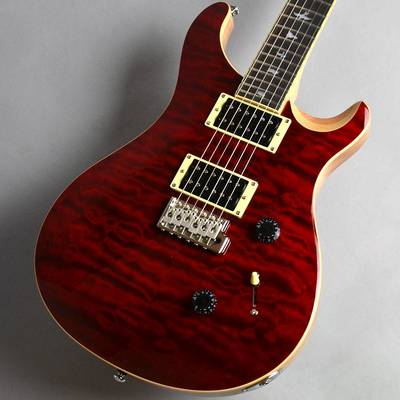 PRS SE Custom24 Quilted Maple LIMITED/BLACK CHERRY エレキギター 【ポールリードスミス(Paul Reed Smith) 島村楽器限定モデル】【新宿PePe店】