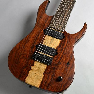 Strictly 7 Guitars Cobra Special 8 HT/T Curly Narre Top エレキギター(8弦) 【ストリクトリー7ギターズ】【新宿PePe店】