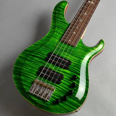 PRS Grainger 5 String Bass 10Top/Emerald エレキベース(5弦) 【ポールリードスミス(Paul Reed Smith)】【新宿PePe店】