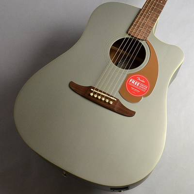 Fender Redondo Player/Slate Satin エレアコギター 【フェンダー】【新宿PePe店】