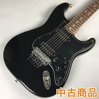 Fender Deluxe Fat Stratocaster/Black ♯MZ1152491 エレキギター 【フェンダー】【錦糸町パルコ店】【中古】