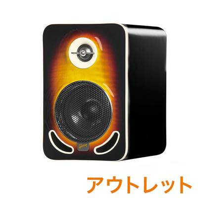 Gibson Les Paul 4 Reference Monitor パワードモニタースピーカー 1台 【ギブソン 】【新宿PePe店】【展示品特価】