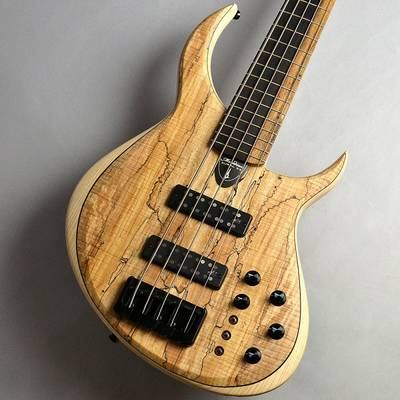 Meridian Aural II Spalted Maple Top & Ash Back エレキベース(5弦) 【メリディアン】【新宿PePe店】