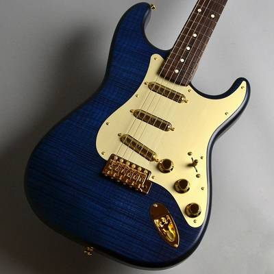 Fender Made in Japan 2020 Limited Collection Stratocaster Rosewood Fingerboard Natural Indigo Dye エレキギター 【フェンダー】【新宿PePe店】