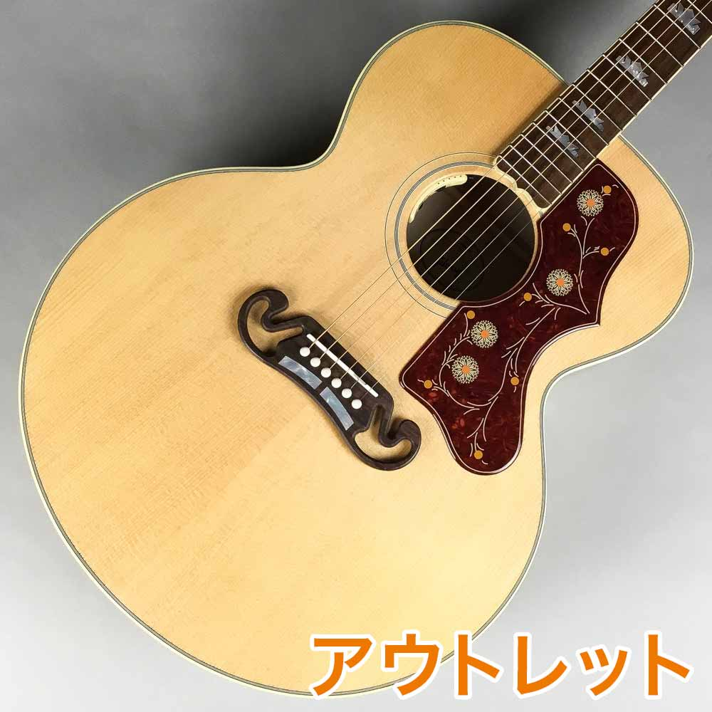 Gibson J-200 Standard AN #12759019 / L.R.Baggs Anthem エレアコギター 【ギブソン】【錦糸町パルコ店】【アウトレット】