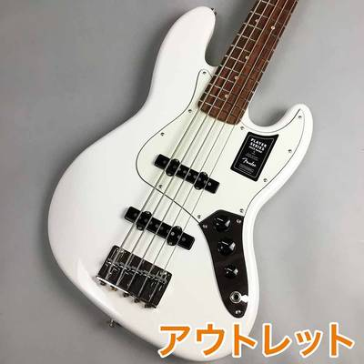 Fender Player Jazz Bass V, Pau Ferro Fingerboard, Polar White エレキベース 【フェンダー】【新宿PePe店】【アウトレット】