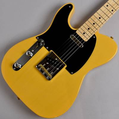 Fender MADE IN JAPAN TRADITIONAL 50S Butterscotch Blonde LH #JD20001057 エレキギター/レフトハンド 【フェンダー】【イオンモール幕張新都心店】