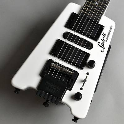 Steinberger Spirit GT-PRO Deluxe/White エレキギター 【スタインバーガー】【新宿PePe店】