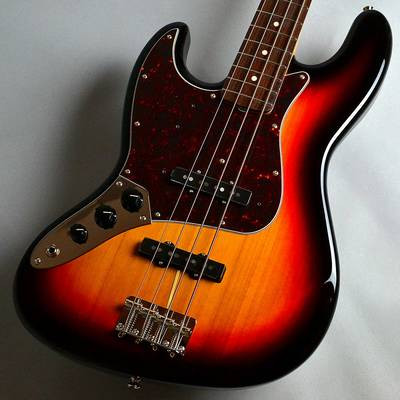 Fender Made in Japan Traditional 60s Jazz Bass Left-Handed 3-Color Sunburst エレキベース/レフトハンド 【フェンダー】【新宿PePe店】