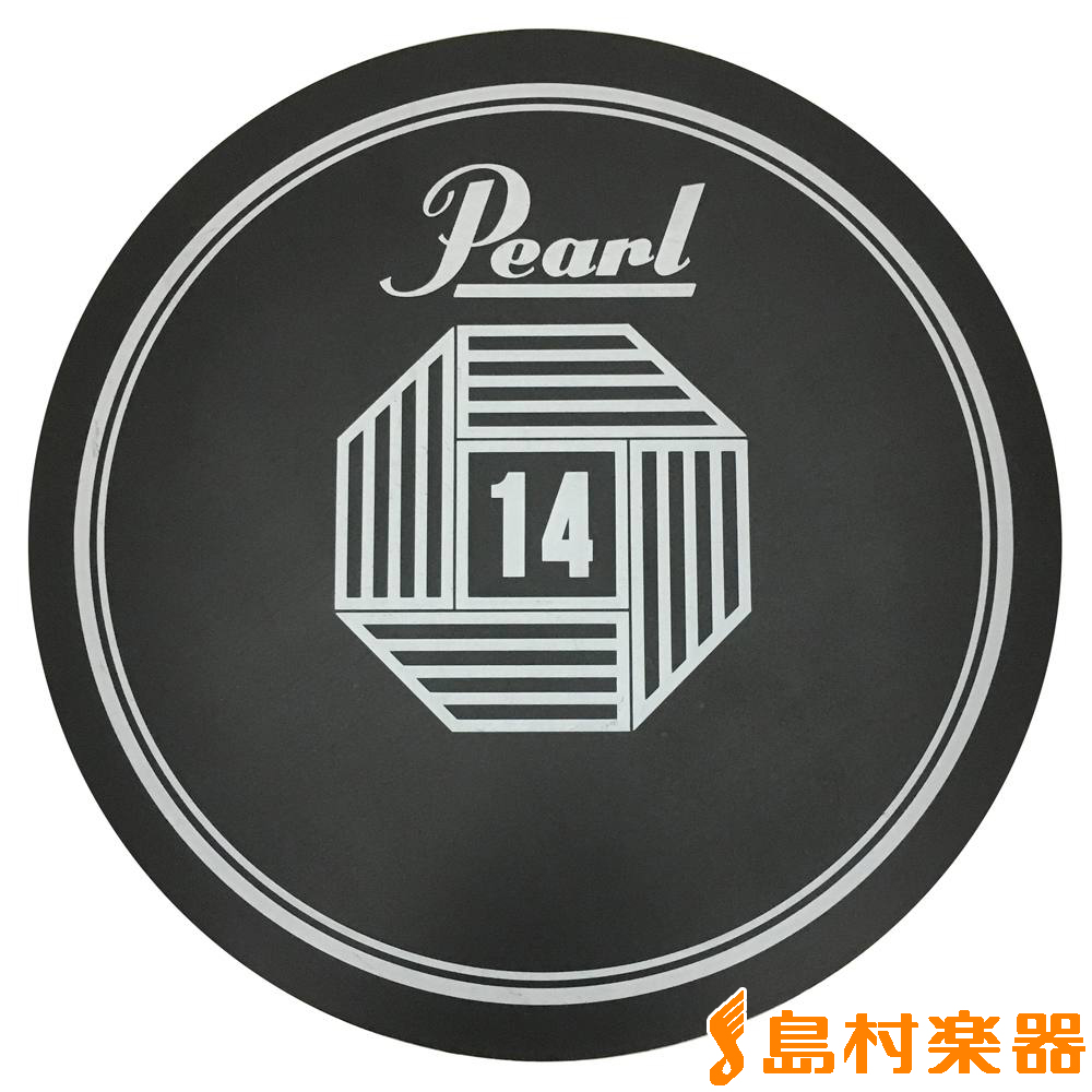Pearl RP14 ラバーパット 【パール】