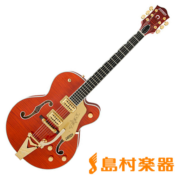 GRETSCH G6120TFM Players Edition Nashville フルアコギター 【グレッチ】