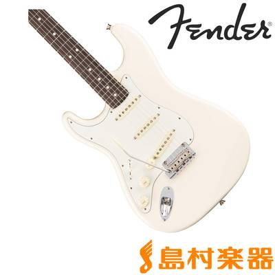 Fender American Professional Stratcaster Left-Hand Rosewood Olympic White エレキギター 左利き レフトハンド 【フェンダー】