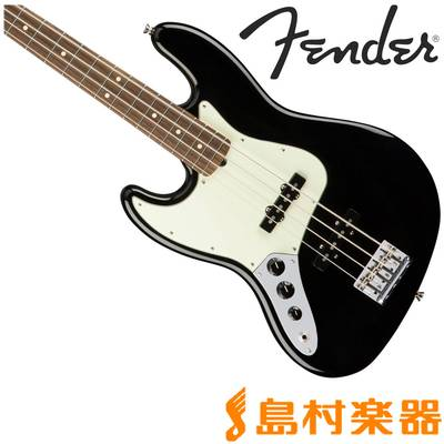 Fender American Professional Jazz Bass Left-Hand Black ベース 左利き レフトハンド 【フェンダー】